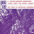 SUN RA Cosmic Tones for Mental Therapy and Art Forms of Dimensions Tomorrow album cover