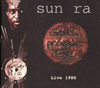 SUN RA God's Private Eye album cover