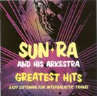 SUN RA Greatest Hits album cover
