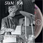 SUN RA Intergalactic Research (Vol.2) album cover