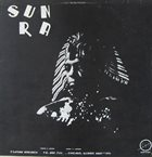 SUN RA Sun Ra & His Cosmo Swing Arkestra : Live At Montreux album cover