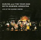 SUN RA Live at the Hackney Empire album cover