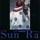 SUN RA Live From Soundscape album cover