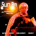SUN RA Outer Space Employment Agency album cover