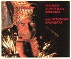 SUN RA Pleiades album cover