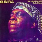 SUN RA St. Louis Blues (Solo Piano)  (aka Solo Piano Vol.2) album cover