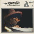 SUN RA The Solar-Myth Approach Volume 2 album cover