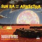 SUN RA Thunder Of The Gods album cover