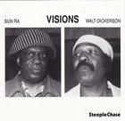 SUN RA Visions (with Walt Dickerson) album cover