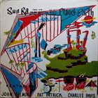 SUN RA Sun Ra And His Solar Arkestra : Visits Planet Earth album cover