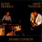 SUSIE IBARRA Home Cookin' (with Assif Tsahar) album cover