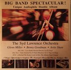 SYD LAWRENCE Big Band Spectacular! album cover