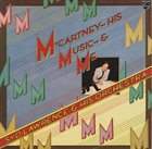 SYD LAWRENCE McCartney - His Music And Me album cover