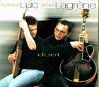 SYLVAIN LUC Duet album cover