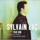 SYLVAIN LUC Trio Sud album cover