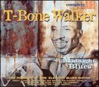 T-BONE WALKER Midnight Blues album cover