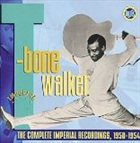 T-BONE WALKER The Complete Imperial Recordings, 1950-1954 album cover
