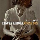 TAKUYA KURODA Rising Son album cover