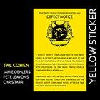 TAL COHEN Yellow Sticker album cover