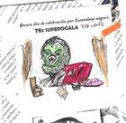 TED LEWIS Oscuro Día Celebración Por Esantalaus Negro's 78s Superogala - Ted Lewis album cover