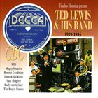 TED LEWIS Timeless Historical presents Ted Lewis & His Band 1929-1934 album cover