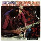 TEDDY EDWARDS Teddy's Ready! album cover