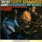 TEDDY EDWARDS Teddy Edwards / Howard McGhee : Together Again! album cover