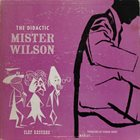 TEDDY WILSON The Didactic Mr. Wilson album cover