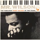 TEDDY WILSON The Fabulous Teddy Wilson At The Piano album cover