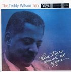TEDDY WILSON These Tunes Remind Me Of You album cover