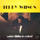 TEDDY WILSON With Billie in Mind album cover