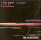 TELLEF ØGRIM Wagon 8 album cover