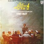 TERRY RILEY Le Secret De La Vie (aka Lifespan) album cover