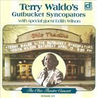 TERRY WALDO Ohio Theater Concert Featuring Edith Wilson album cover