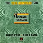 TETE MONTOLIU A Spanish Treasure album cover