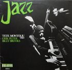 TETE MONTOLIU Jazz album cover