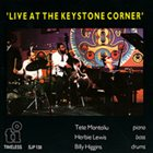 TETE MONTOLIU Live At The Keystone Corner album cover