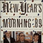 TETE MONTOLIU New Year's Morning '89 album cover