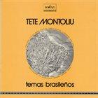 TETE MONTOLIU Temas Brasileños (aka Tete Montoliu Interpreta A Tom Jobim - Brasil Clásicos aka Jazz Para Sambar aka Brasil Clásicos) album cover