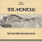 TETE MONTOLIU Temas Latinoamericanos (aka Vereda Tropical aka Temas Hispanoamericanos aka Tete Plays Latino) album cover