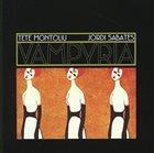 TETE MONTOLIU Tete Montoliu /  Jordi Sabatés : Vampyria album cover
