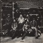 THE ALLMAN BROTHERS BAND At Fillmore East Album Cover