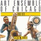 THE ART ENSEMBLE OF CHICAGO 1969-1970 album cover