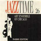 THE ART ENSEMBLE OF CHICAGO Art Ensemble Of Chicago album cover
