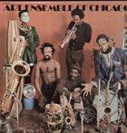 THE ART ENSEMBLE OF CHICAGO Art Ensemble Of Chicago With Fontella Bass album cover