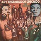 THE ART ENSEMBLE OF CHICAGO Chi-Congo album cover