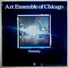 THE ART ENSEMBLE OF CHICAGO Dexterity album cover