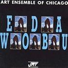 THE ART ENSEMBLE OF CHICAGO Eda Wobu album cover