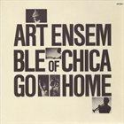 THE ART ENSEMBLE OF CHICAGO Go Home album cover