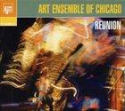 THE ART ENSEMBLE OF CHICAGO Reunion - Live in Rome album cover